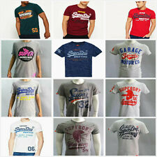 Spuerdry Mens Classic Graphic T-Shirt Short Sleeve Vintage Logo Tee Tops XS-2XL