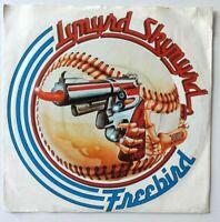 "EX/EX! LYNYRD SKYNYRD FREEBIRD SWEET HOME ALABAMA DOUBLE TROUBLE 7"" VINYL 45"