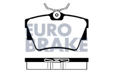 Bremsbelagsatz Scheibenbremse - Eurobrake 5502223627