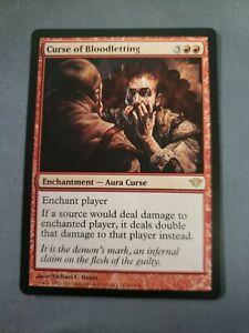 MTG Curse of Bloodletting Dark Ascension 85 Regular Rare