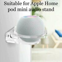 Wall Mount Stand Hanger Bracket Holder For HomePod Stand Mini Audio U4T8