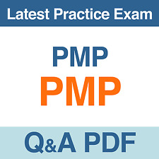 PMP Practice Test - PMP Project Management Professional v5 Exam Q&A PDF
