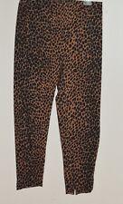 INC Stretch Leopard Print Stretch Capris / Pants NWT sz 4 $69.00