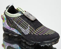 Nike Air VaporMax 2020 Flyknit Women's Black White Pink Lifestyle Sneakers Shoes