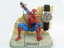 *NIB* *VHTF* Spider-Man / Spiderman Limited Edition Fossil Watch with Statue