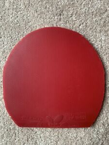 Butterfly Tenergy 64 Red 2.1mm