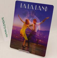 LA LA LAND - Lenticular 3D Flip Magnet Cover FOR bluray steelbook