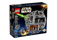 STAR WARS LEGO Death Star 4016 pcs THE ULTIMATE COLLECTION FOR FANS NEW