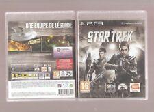 Rare !!! STAR TREK : Un Jeu Superbe sur PS 3. Jeu NEUF Blister