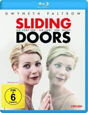 SLIDING DOORS (1998) Blu-Ray IMPORT - BRAND NEW (USA Compatible)