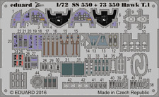 Eduard PE 73550 1/72 Bae Hawk T.1 detail set Revell