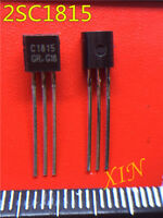 50pcs  C1815 2SC1815 transistor NPN 0.15A/60V TO-92 new