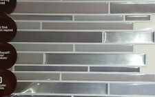Decorative Self Adhesive Wall Tile Peel And Stick 3-D Mosaic Backsplash Kitchen