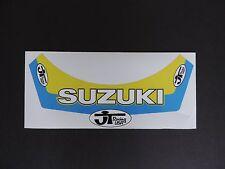 VINTAGE MOTOCROSS JT Racing Team Suzuki Helmet Visor Decal AHRMA CR KX YZ RM