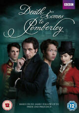 190a Region 4 DVD Death Comes to Pemberley