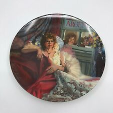 """""""Annie And Miss Hannigan"""" By Edwin Knowles Collector Plate Sixth Issue 1986"""