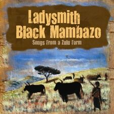Ladysmith Black Mambazo - Songs From A Zulu Farm NEW CD