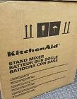 NEW KitchenAid KV25G0X Professional 5 Plus 5-Quart 450W Stand Mixer- Black