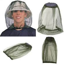 Mesh Insect Protector Bug Net 2016 Camping Head Mosquito Hat Midge Face Travel