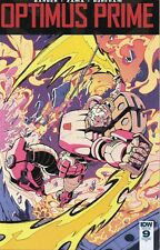Optimus Prime #9 (NM) `17 Barber/ Zama  (VARIANT)