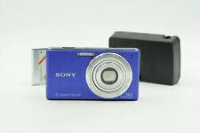 Sony Cyber-Shot DSC-W530 14.1MP Digital Camera w/4x Zoom Blue               #738