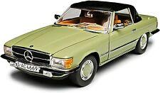 Sunstar- Mercedes Benz 350SL (1977) , 1:18 Size, New, Diecast