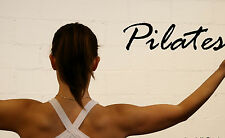 PILATES FOR BEGINNERS,DVD,STEP BY STEP~~~INSTRUCTION TRAINING - EXERCISE