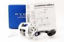 DAIWA RYOGA Bay Jigging C2020PE-HL Left handed Baitcasting Reel from Japan #B948