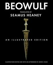 Beowulf An Illustrated Edition by Seamus Heaney 9780393330106 | Brand New