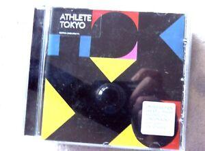 52629 Athlete Tokyo [NEW] CD (2007)