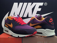 Nike Nike Air Max 90 Purple Trainers for Men for sale | eBay
