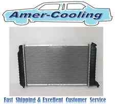 Radiator Fit FOR Isuzu Hombre L4 2.2 A/T 1995-1997 Chevrolet S10 2.2