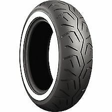 Bridgestone Exedra G722 G White Wall Rear TT Motorcycle Tyre (180/70 -15) (76H)