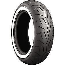 Bridgestone Exedra G722 G White Wall Rear TT Motorcycle Tyre (180/70 -15) (76H)