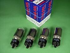 6L6GC STR TUNG-SOL matched Quad Röhren new  -> 6L6 Röhrenverstärker tube amp