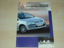 27333) Mitsubishi Space Wagon Prospekt 1999