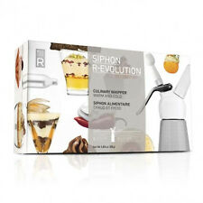 Culinary Whipper Siphon R-Evolution Molecular Gastronomy & Mixology Kit- Bartend