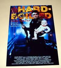 Lawrence Heinie HARD BOILED Movie POSTER 27x40 Tom Mix Helene Chadwick W.E