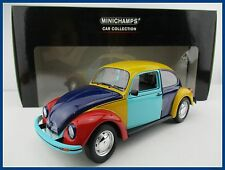 """Volkswagen 1200 * """"Harlekin"""" * Minichamps *  Maßstab 1:18 * OVP * NEU"""