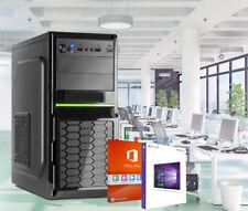 Pc Bureau Ordinateur Quad Core 16GB DDR4 1000 Go HDD COMPLET Windows 10 26