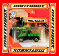 MATCHBOX 2020  MERCEDES BENZ UNIMOG U300   97/100   NEU&OVP