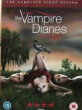 CRÓNICAS VAMPÍRICAS ~ Temporada 1 ~ Adolescente Horror Drama Series GB DVD con /