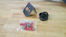 Battery Disconnect Kill Cut-off Switch Car Truck Brass Terminals with mount