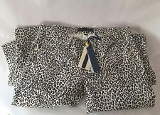 Juicy Couture Natural Leopard Print Skinny Jean size 25 NWT