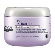 Loreal Professionnel Liss Unlimited Smoothing Masque Mask  200ml