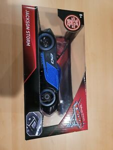 DISNEY PIXAR CARS 3 Jackson Storm 1/24 Scale DieCast Jada Toys