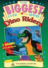 DINO RIDERS - CLASSIC CHILDRENS CARTOON NEW & SEALED DVD FREE LOCAL POST