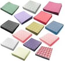 Square Paper Table Covers Disposable Tablecloths Tableware Cloths Party Damask