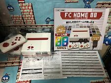 FC Home 88 Console plays Famicom games Japan boxed set