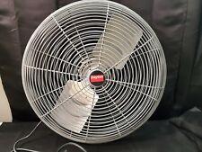 Dayton Exhaust Fan 4c458g 20 Fan With Mount Motor 9bnn3b 14hp 115v 24a